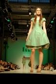 Pasztell zöld ruha, az egyik kedvencem :)) / Pastel green drees. One of my favs. :))