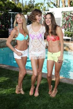 Victoria's Secret modelljei / Models of Victoria's Secret